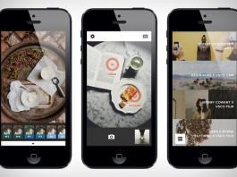 Alcune schermate di VSCO Cam, una delle migliori app per la modifica delle foto