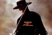 Zorro in una delle sue più recenti incarnazioni cinematografiche