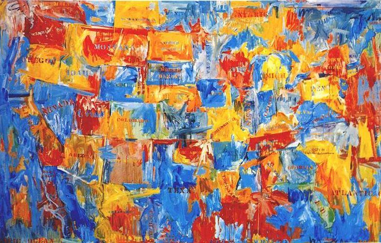 Pittura Moderna Americana.Cinque Famosi Pittori Contemporanei Americani Cinque Cose