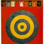 Target with Plaster Casts di Jasper Johns