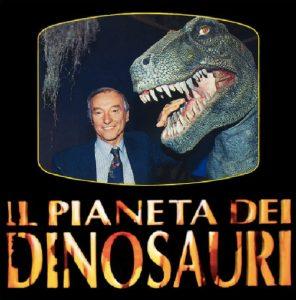 Il pianeta dei dinosauri, prima trasmissione TV che fece conoscere Alberto Angela al grande pubblico