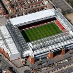 Anfield dall'alto