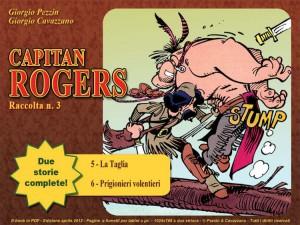 Capitan Rogers di Pezzi e Cavazzano