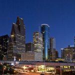 Skyline di Houston, al quarto posto nella classifica delle città