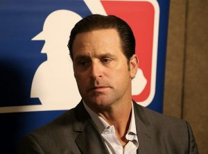 Mike Matheny, ex giocatore di baseball e attuale coach dei St. Louis Cardinals (foto di Arturo Pardavila III via Flickr)