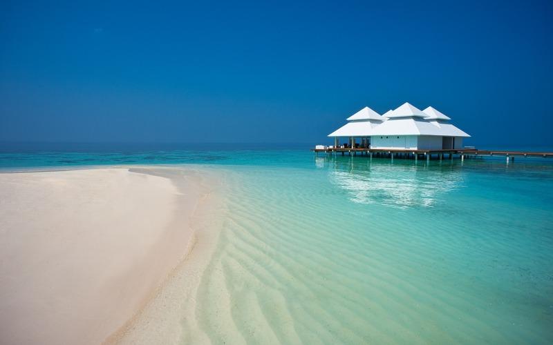 La meraviglia delle Maldive