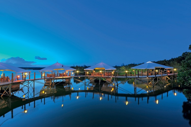 I paesaggi di Mauritius