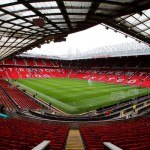 L'interno dell'Old Trafford