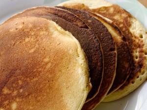 I classici pancake, elemento immancabile nella colazione americana