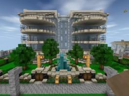 Una schermata di Survivalcraft, uno dei più interessanti giochi simili a Minecraft
