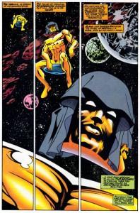 Il Tribunale Vivente, uno dei più potenti personaggi dell'Universo Marvel