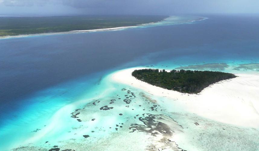 I paesaggi di Zanzibar