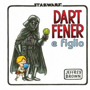 La copertina di Dart Fener e figlio