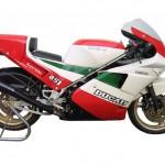 La Ducati 851 tricolore