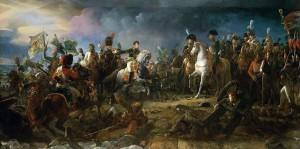 La battaglia di Austerlitz di François Gérard