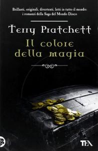 Il colore della magia, il primo libro di Terry Pratchett
