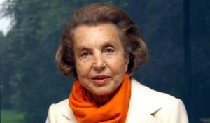 Liliane Bettencourt, la più ricca donna d'Europa