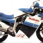 La Suzuki Gsx-R 750