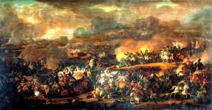 La battaglia di Lipsia di Vladimir Moshkov