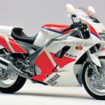 La Yamaha FZR 750 Exup