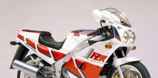 La Yamaha FZR 1000 Genesis