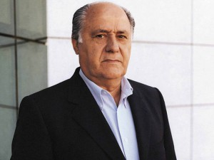 Amancio Ortega, proprietario di Zara e uomo più ricco d'Europa