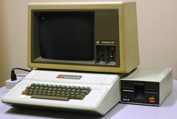 Lo storico Apple II