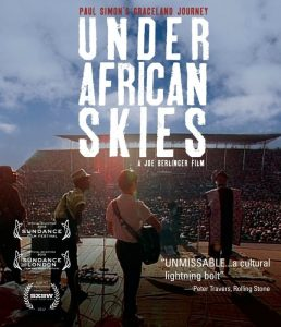 Under African Skies, film ispirato alla canzone di Paul Simon e al relativo tour