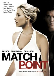 Match Point, uno dei più importanti film con Scarlett Johansson