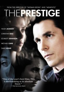 The Prestige di Christopher Nolan