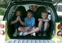 I migliori giochi per bambini da fare in auto (foto di Andrew Currie via Flickr)