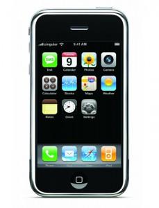 Il primo iPhone, che ha rivoluzionato il settore della telefonia e non solo