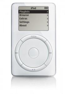 Il primo iPod