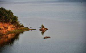 Il Lago Alberto in Uganda (foto di Rod Waddington via Flickr)