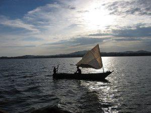 La bellezza del Lago Vittoria, il più grande di tutta l'Africa