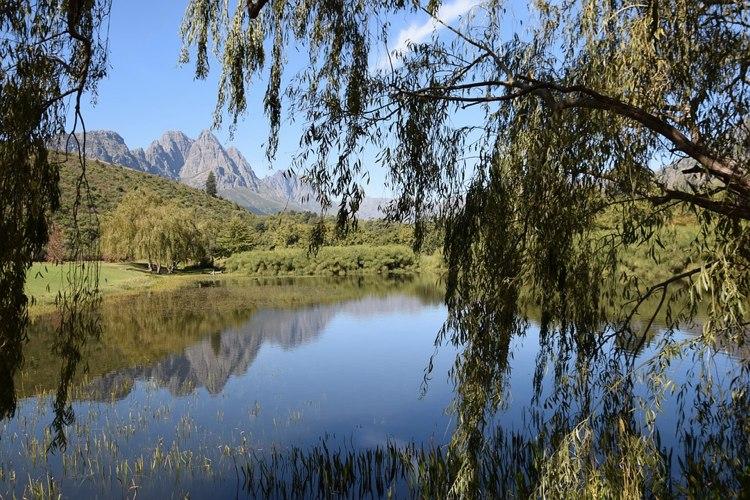 La bellezza dei laghi africani più grandi