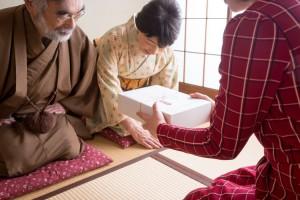 La cerimoniosità tipica dei giapponesi