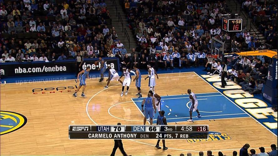 Nelle regole del basket una parte importante è riservata ai tempi