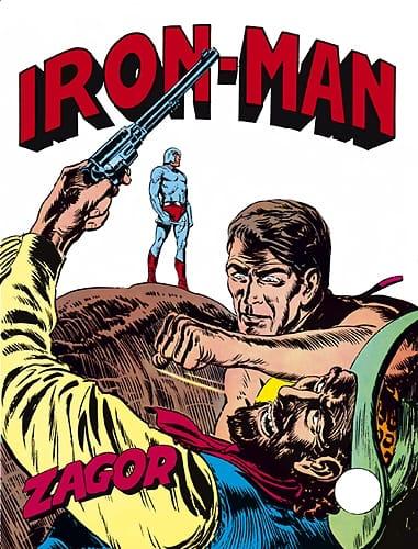 Iron-Man, avventura di Zagor
