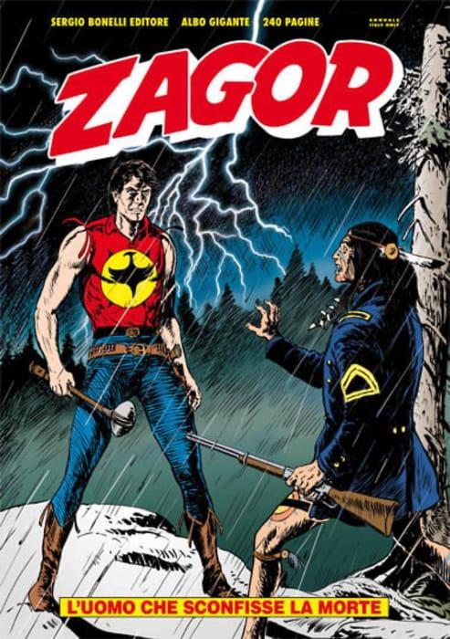 L'uomo che sconfisse la morte, storia di Zagor