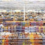 99 cent I, il primo di una serie di paesaggi all'interno di supermercati