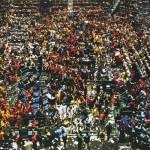 Symex, Singapore, una delle foto nei mercati azionari di Andreas Gursky