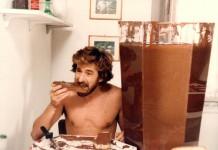 Nanni Moretti con un enorme barattolo di Nutella in una celebre scena di Bianca