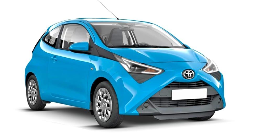 La Toyota Aygo