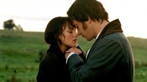 Elizabeth e Darcy nella recente versione con Keira Knightley
