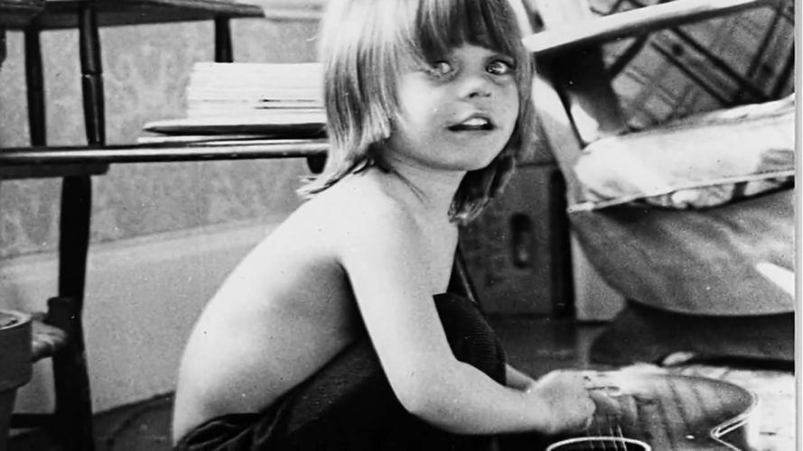 Jared Leto da bambino