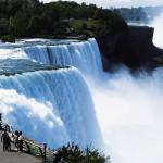 Le panoramiche cascate del Niagara