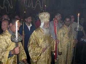 Un rito copto ortodosso