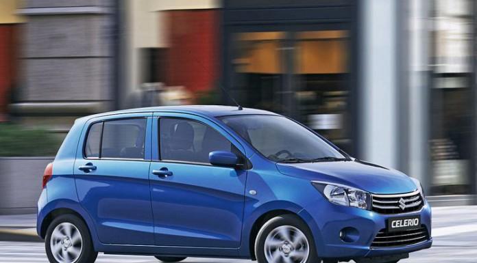 Oltre a essere una delle auto che consumano meno, la Suzuki Celerio è anche a buon mercato