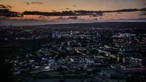 Petropavlovsk-Kamchatskiy fotografata da Kuhnmi, utente di Flickr